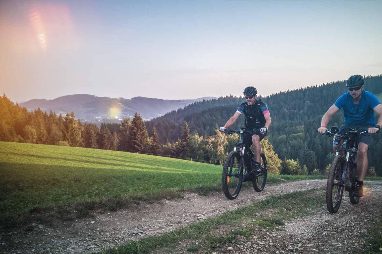 Tour de Alm Biketour