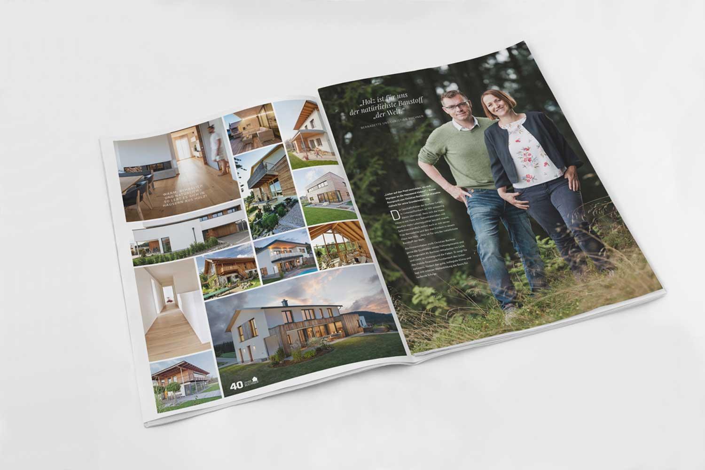 Buchner Kundenmagazin