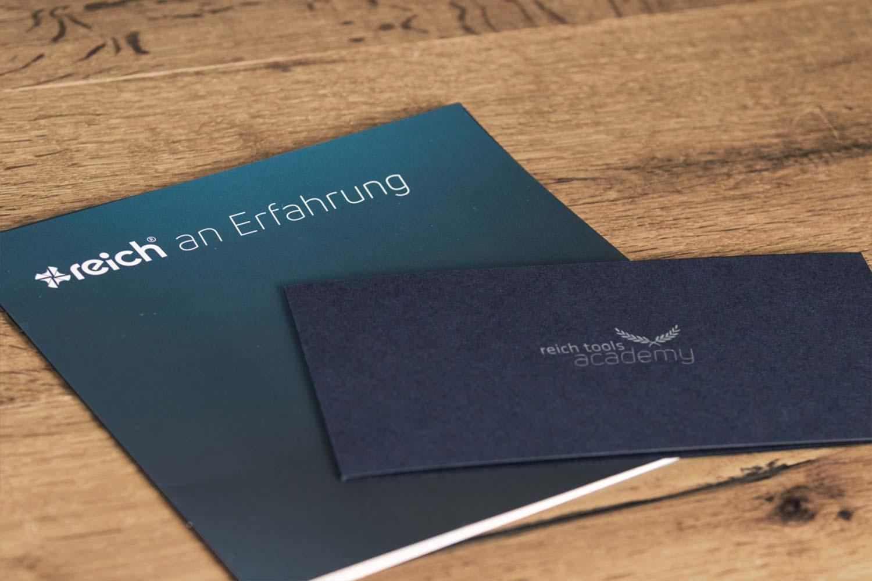 Reich Academy Einladung
