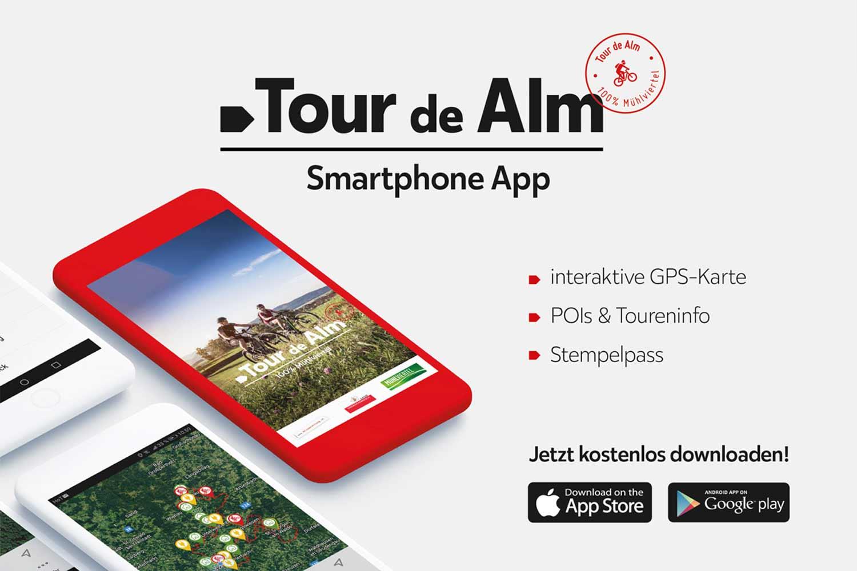 Tour de Alm App
