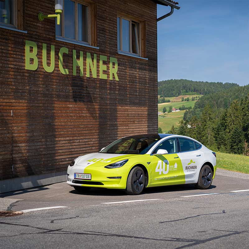 Buchner Tesla 40