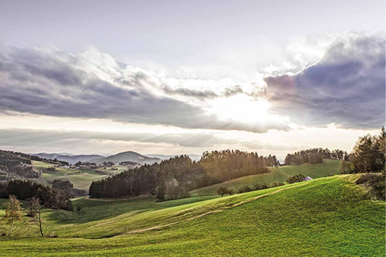 Raiffeisen Mühlviertler Hügellandschaft