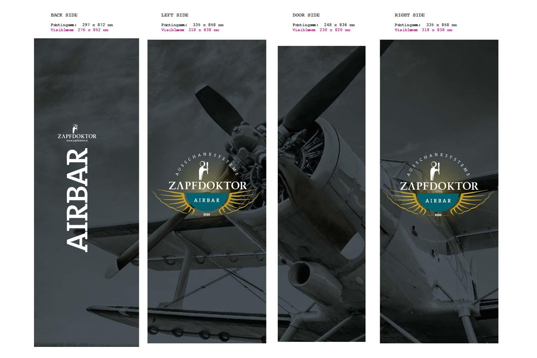 Zapfdoktor Airbar Design