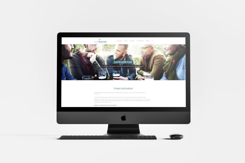 Zapfdoktor Webseite