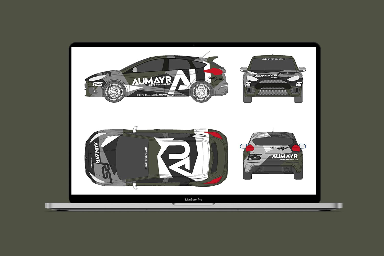 Autohaus Aumayr Ford RS