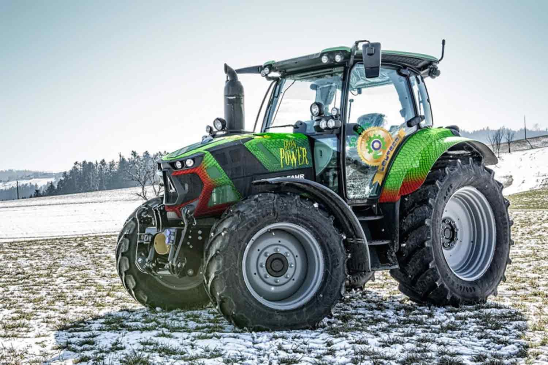 Deutz Leutgeb Traktor
